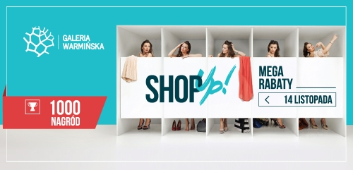 Shop Up - Mega Rabaty
