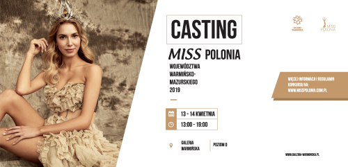 Casting Miss Polonia